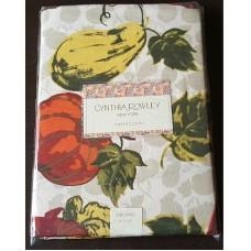 Multicolor table cloth