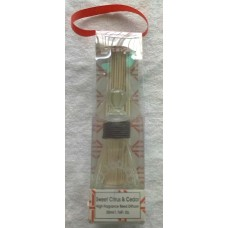 High fragrance reed diffuser