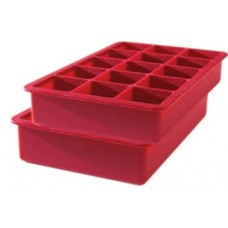 Tovolo Elements perfect cubes silicone ice trays