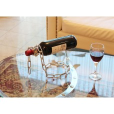 Magic Chain Floating Wine Holder