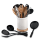 COOKING UTENSILS & HOLDERS