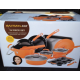 Rachael Ray 15 Piece Cookware Set - Hard Enamel